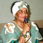 Mrs. Ellen Johnson-Sirleaf